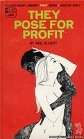 LL823 They Pose For Profit by Neil Elliott (1969)