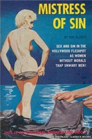 NB1537 Mistress Of Sin by Don Elliott (1960)