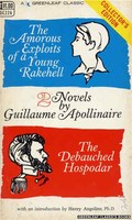 GC226 Amorous Exploits of a Young Rakehell by Guilliaume Apollinaire (1967)