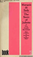 GC281 The Story of Juliette Book II by Marquis de Sade (1968)