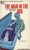 NB1891 The Man In The Box by Corley Dale (1968)