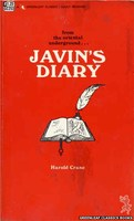 GC253 Javin's Diary by Harold Crane (1967)