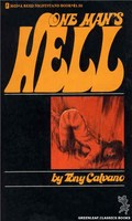 3035 One Man's Hell by Tony Calvano (1973)
