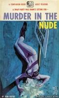 CB571 Murder In The Nude by John Dexter (1968)