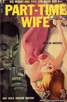 IH505 Part-Time Wife by Alan Marshall (1966)