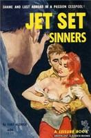 LB615 Jet Set Sinners by Curt Aldrich (1963)