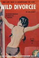 NB1542 Wild Divorcee by Don Elliott (1961)