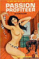 SR563 Passion Profiteer by Clyde Allison (1965)