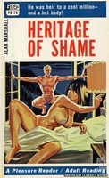 PR176 Heritage Of Shame by Alan Marshall (1968)