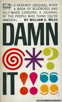 RB310 Damn It by William E. Miles (1962)