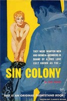 NB1594 Sin Colony by John Dexter (1962)