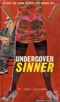 LB1147 Undercover Sinner by Tony Calvano (1966)