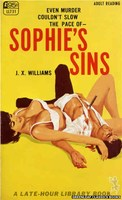 LL731 Sophie's Sins by J.X. Williams (1967)