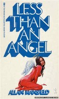 4015 Less Than An Angel by Allan Mansfield (1974)