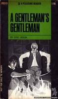 PR313 A Gentleman's Gentleman by Eric Jason (1971)