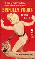 BB 1221 Sinfully Yours by John Dexter (1962)