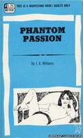 NB1938 Phantom Passion by J.X. Williams (1969)