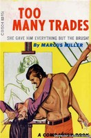 CB504 Too Many Trades by Marcus Miller (1967)