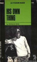 PR322 His Own Thing by Douglas Dean (1971)