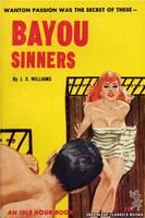 IH401 Bayou Sinners by J.X. Williams (1964)