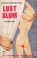 MR416 Lust Slum by Andrew Shaw (1962)