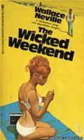 3051 The Wicked Weekend by Wallace Neville (1973)