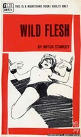 NB1924 Wild Flesh by Mitch Stanley (1969)