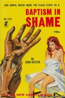 NB1728 Baptism In Shame by John Dexter (1965)