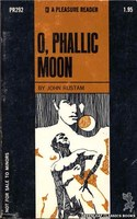 PR292 O, Phallic Moon by John Rustam (1970)