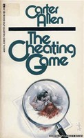 4005 The Cheating Game by Carter Allen (1974)