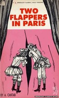 GC233 Two Flappers in Paris by A. Cantab (1967)