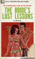 NB1905 The Bride's Lust Lessons by John Dexter (1968)