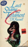 4062 Last Shame and Testament by J.H. Russell (1974)
