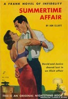 NB1508 Summertime Affair by Don Elliott (1960)