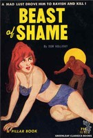 PB847 Beast Of Shame by Don Holliday (1964)