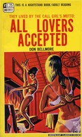 NB1911 All Lovers Accepted by Don Bellmore (1968)