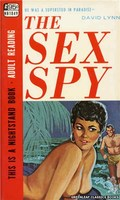 NB1849 The Sex Spy by David Lynn (1967)