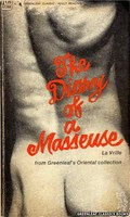 GC269 The Diary of a Masseuse by La Vrille (1967)