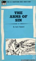 NB1927 The Arms Of Sin by Gavin Hayward (1969)