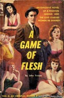 BB 806 A Game of Flesh by John Trinian (1959)