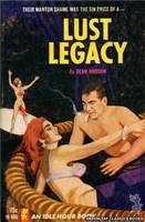 IH466 Lust Legacy by Dean Hudson (1965)