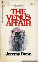 4002 The Venus Affair by Jeremy Dunn (1974)