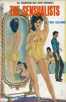 NB1793 The Sensualists by Tony Calvano (1966)