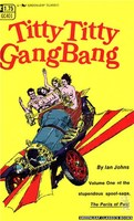 GC401 Titty Titty Gang Bang by Ian Johns (1969)