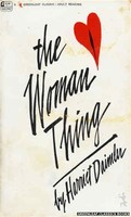 GC242 The Woman Thing by Harriet Daimler (1967)