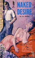 BB 823 Naked Desire by Lou Masters (1959)