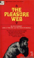 GC361 The Pleasure Web by Kyle Roxbury (1968)