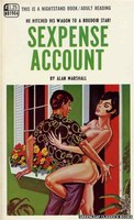 NB1904 Sexpense Account by Alan Marshall (1968)