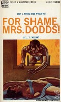 NB1899 For Shame, Mrs. Dodds! by J.X. Williams (1968)
