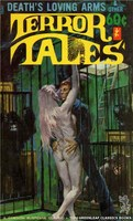CR147 Death's Loving Arms & Other Terror Tales by Jon Hanlon (Editor) (1966)
